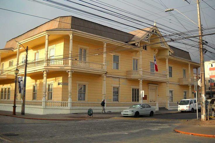 Palacio Astoreca Iquique