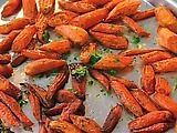 Roasted Carrots - simple and delicious!