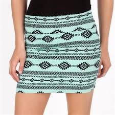 Image result for really cute pencil skirts for juniors with patterns