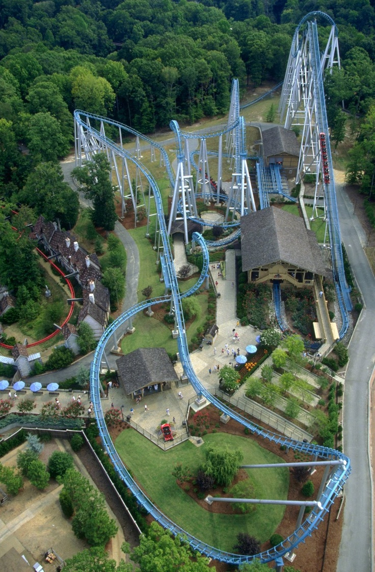 374 Best Images About Roller Coaster Excitement On