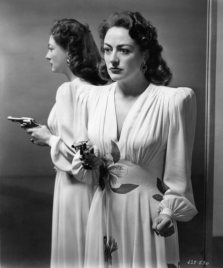 Joan Crawford | Joan Crawford – the Forgotten Queen of Style