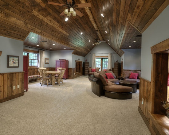 44 Best Man Caves Images On Pinterest Basement Ideas