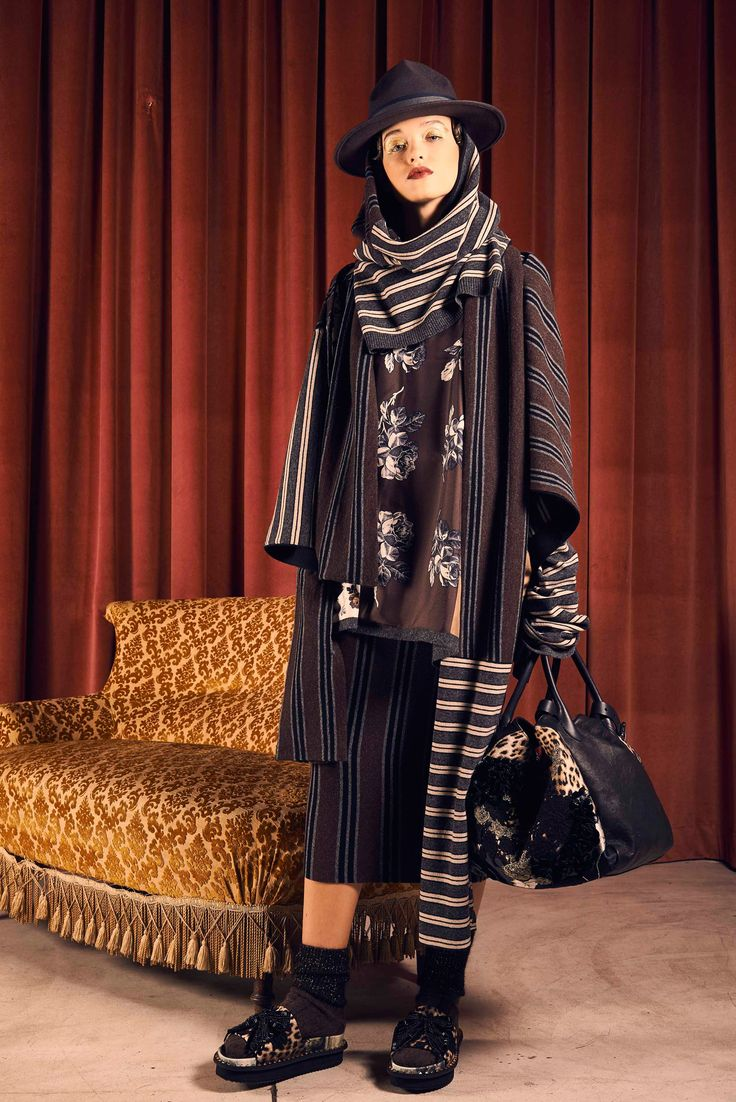 Antonio Marras Pre-Fall 2017 Collection Photos - Vogue