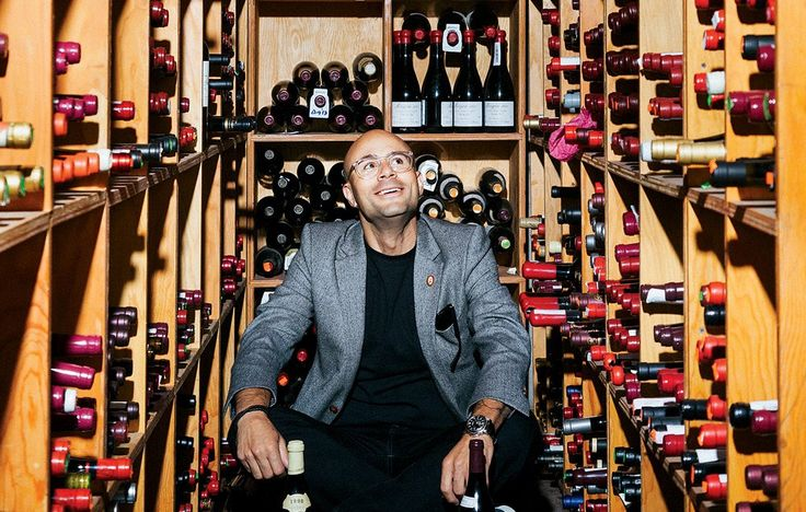 Master sommelier Carlton McCoy selects wines cyclists will love based on their preferred sports drink mix
