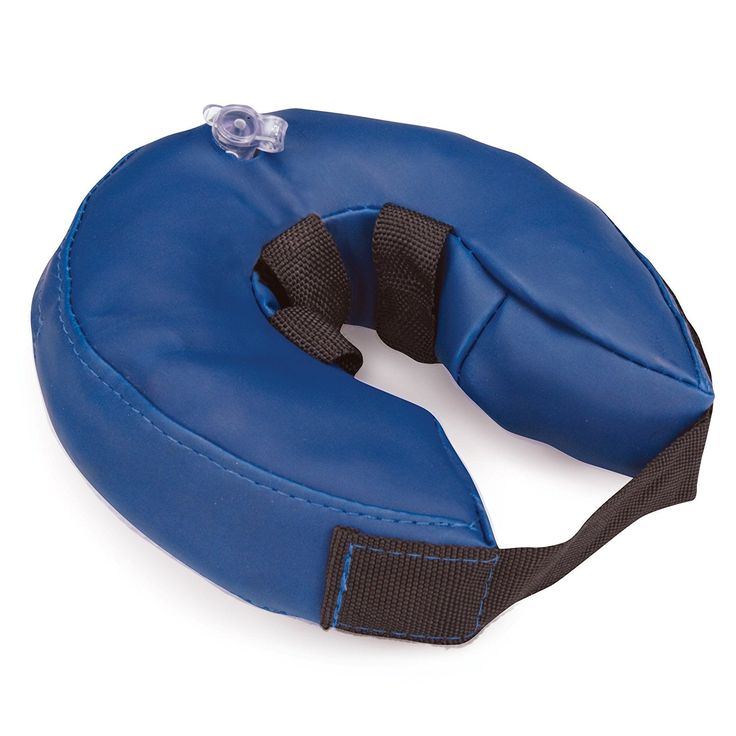 Total Pet Health Inflatable Dog Collars - Veterinarian-Approved Collars Designed to Prevent Pets from Biting and Scratching at Injuries,Stitches, Wounds, and Rashes ** Read more  at the image link.
