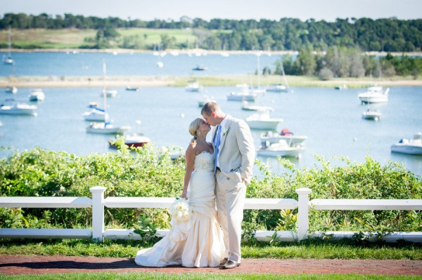 Cape Cod Wedding At Wequassett Resort From Scott Zuehlke