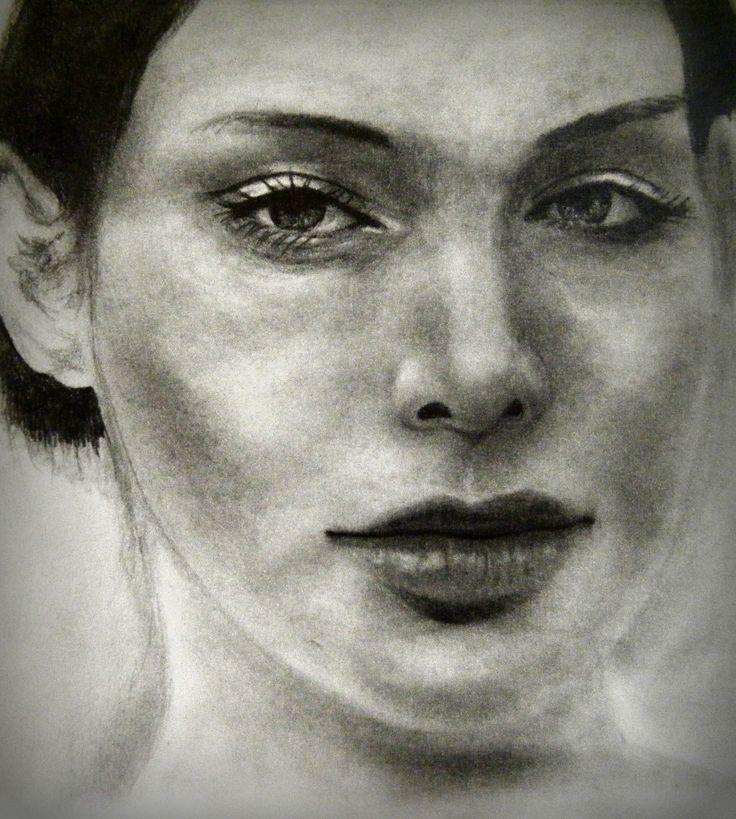 Jobb agyféltekés portré - Gombos Réka