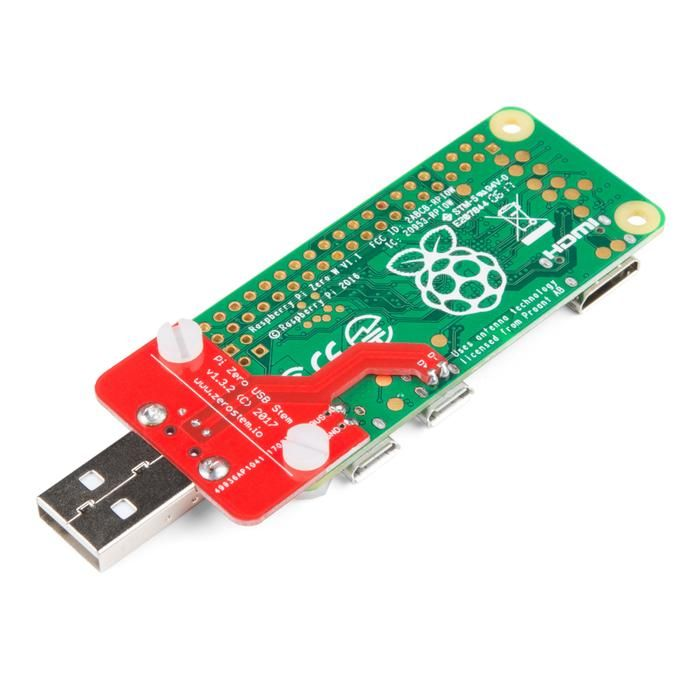 Pi Zero USB Stem (KIT-14526) in 2019 | Raspberry Pi | Usb, Raspberry