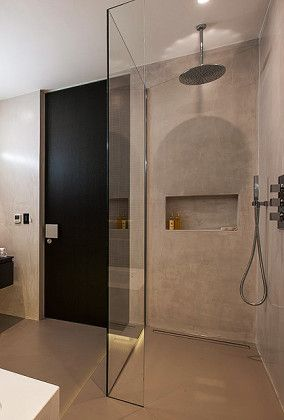 17 best ideas about shower screen on pinterest shower for Types of walk in showers
