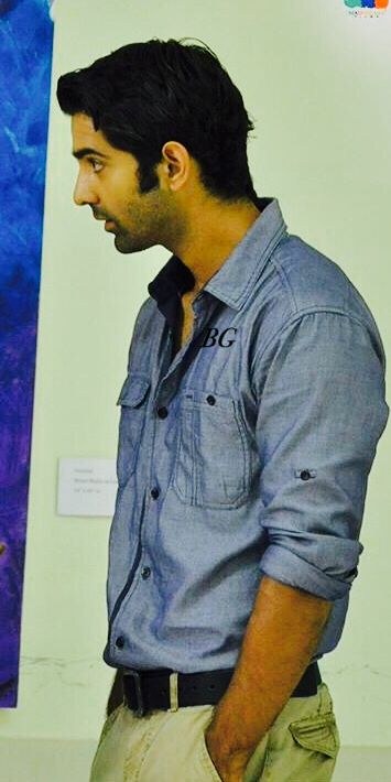 Amused Mr Sobti? Barun Sobti as SUKHI