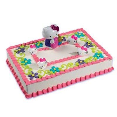 Meijer Sheet Cake Hello Kitty Party Pinterest Sheet