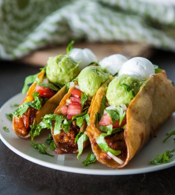 Chicken Fried Tacos via @Angie Wimberly McGowan (Eclectic Recipes)