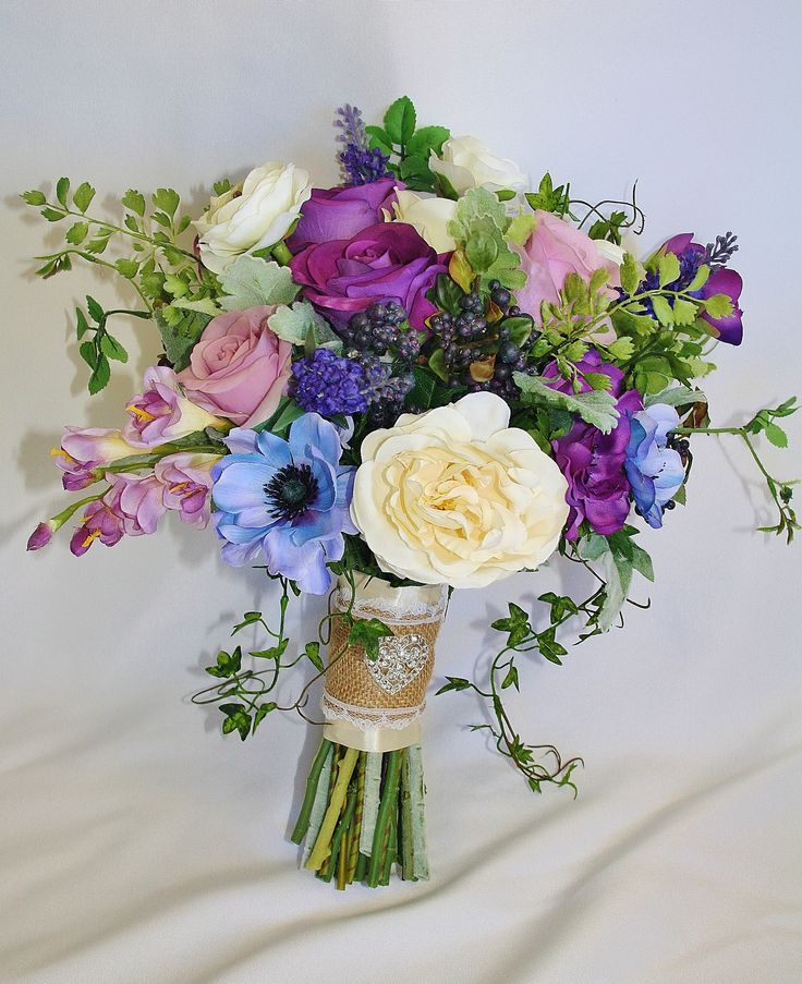 Artificial bouquet by Extra Touch Designs www.extratouchdesigns.com.au