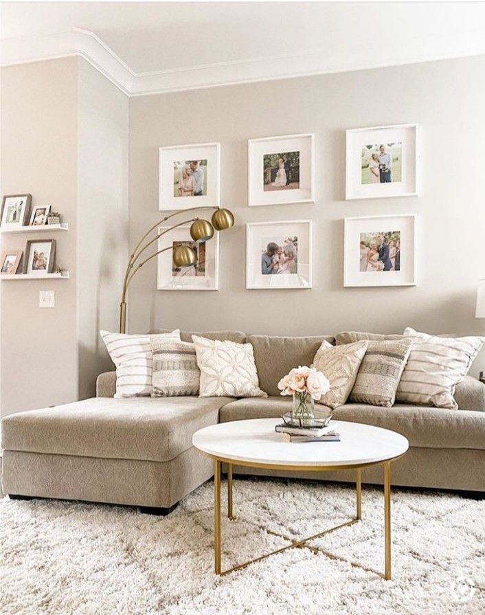 Pin By Diana Merino On Dekorasyon Decoration Ideas Beige Couch Living Room Beige Living Room Decor Living Room Decor Apartment Beige couch living room decor
