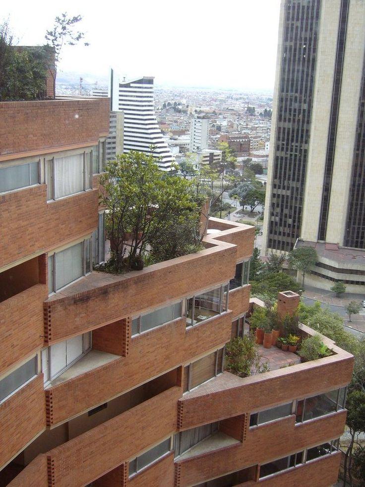 Clásicos de Arquitectura: Torres del Parque / Rogelio Salmona,Usuario de Flickr: Elisa Izquierdo