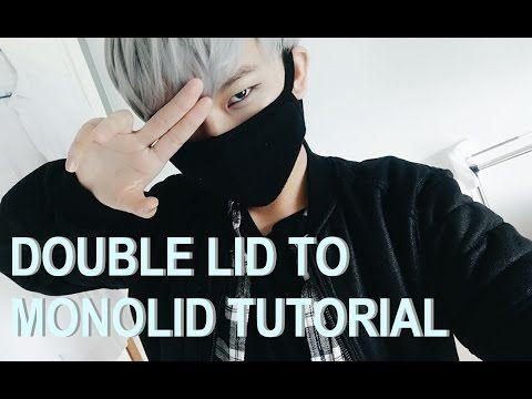 Double Lids to Mono Lids Makeup Tutorial (+ BTS Rap Monster demo) http://makeup-project.ru/2017/05/07/double-lids-to-mono-lids-makeup-tutorial-bts-rap-monster-demo/
