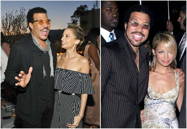 Lionel Richie's kid - adopted daughter Nicole Richie