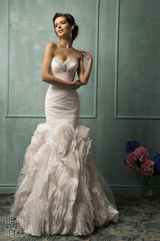 292 best Wedding - Brides Dress images on Pinterest ...