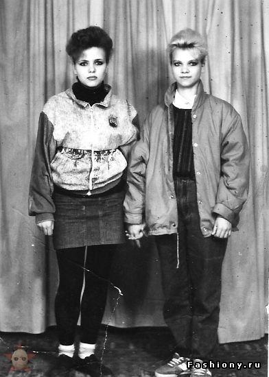 Поколению 80-90-х посвящается / девяностые