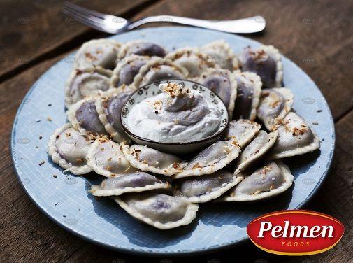 Coconut Cream Perogies! Recipe: http://pelmen.com/recipe?id=140#.WOUJPm8rKUk