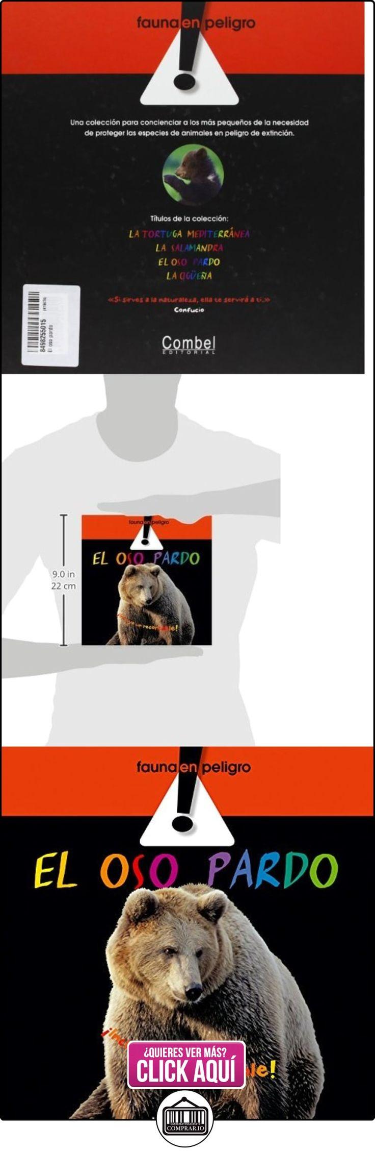 El oso pardo (Fauna en peligro)  ✿ Libros infantiles y juveniles - (De 6 a 9 años) ✿ ▬► Ver oferta: https://comprar.io/goto/8498255015
