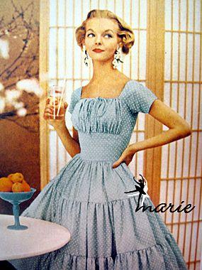 時代は繰り返す。50、60年代のファッションから学ぶレトロオシャレ|MERY [メリー]