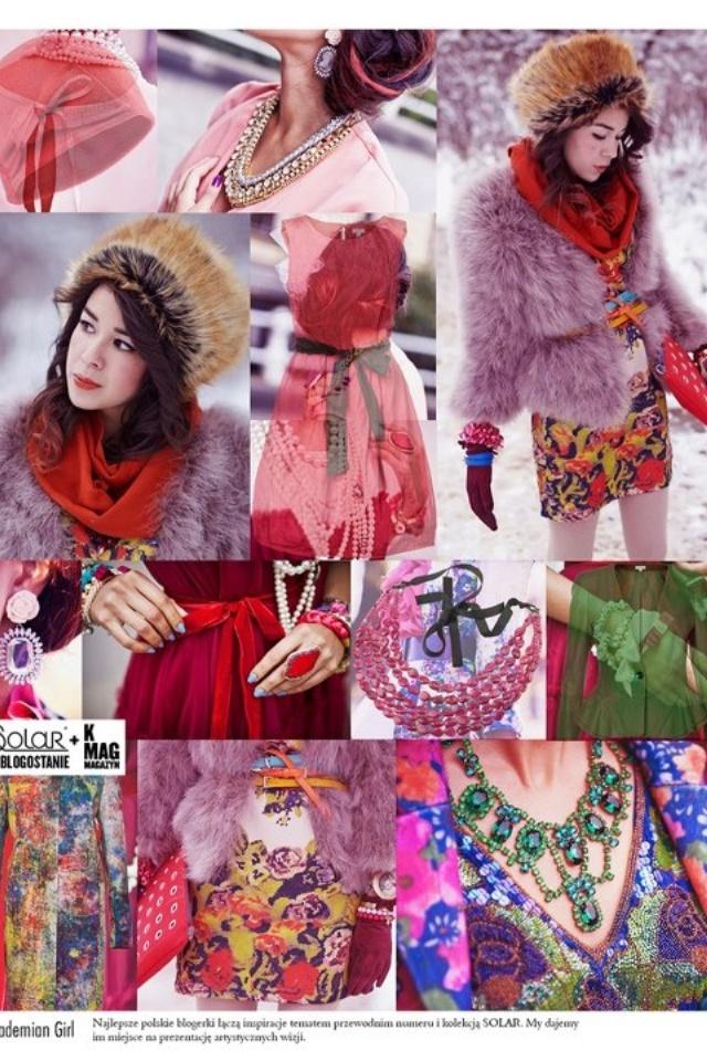 Torebka totostyle w KMAG'u w artykule powstałym przy współpracy m.in. z Macadamian Girl... :) LOVE :)  Totostyle bag in KMAG magazine article - cooperation with Macadamian Girl :)