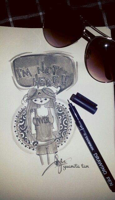 My weekend drawing...