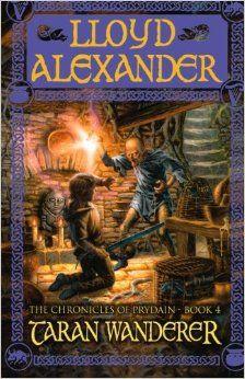 """Czwarty tom """"Kronik Prydainu"""" pod oryginalnym tytułem """"Taran Wanderer"""".:"""