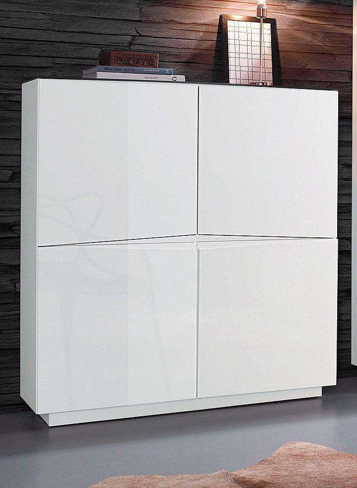 Steinhoff Highboard, Breite 120 cm Jetzt bestellen unter: https://moebel.ladendirekt.de/wohnzimmer/schraenke/highboards/?uid=e5021781-b023-5371-826e-fb31c1ad11be&utm_source=pinterest&utm_medium=pin&utm_campaign=boards #highboards #schraenke #wohnzimmer