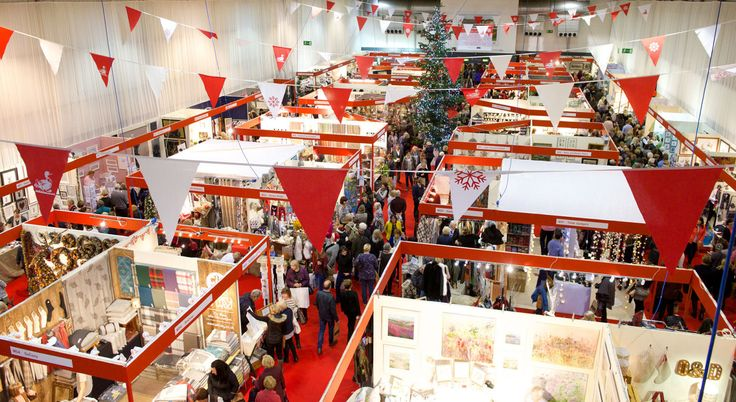 Meet the talented exhibitors at the Country Living Christmas Fairs