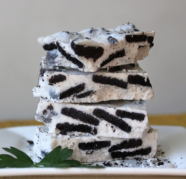 13 Delicious 2-Ingredient Dessert Recipes | Oreo Cookie ...