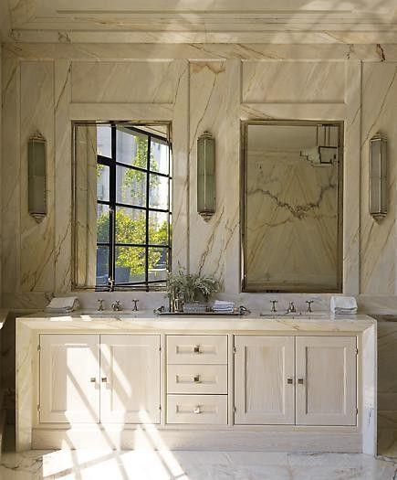 Designer Steven Gambrel S 8 Favorite Kitchen Designs: Beveled Cabinet Dessign.....steven Gambrel