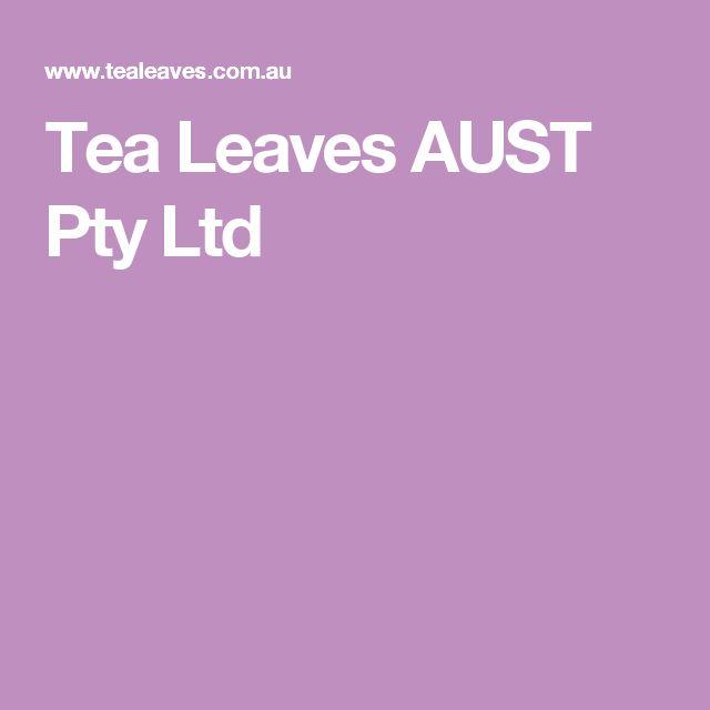 Tea Leaves AUST Pty Ltd