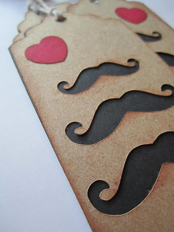 mustache tags