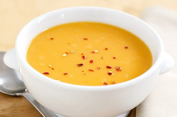 Slurp your way into winter with this easy Sweet potato soup.