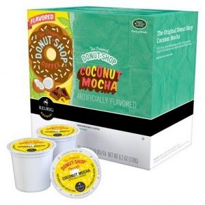 Coconut Mocha Keurig K-Cup Giveaway from Cross Country