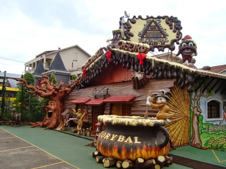 Museu do Chocolate – Gramado - Rio Grande do Sul