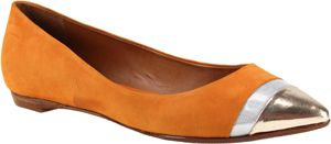 These Schutz flats are simply perfect for the Summer to Fall transition