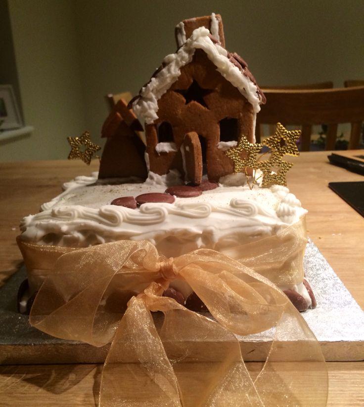 2014 Xmas cake