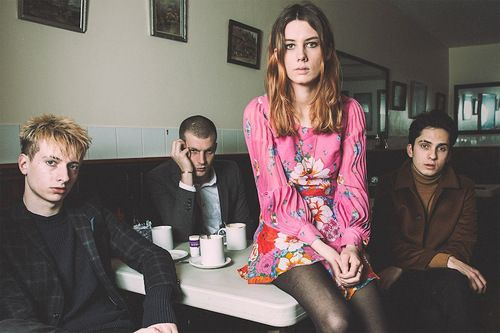 What a lot of people find special about wolf alice is the power of the lead singer, Ellie Roswell, she is a great role model for young girls wanting to take up music