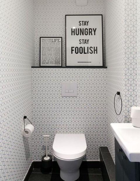Incroyable Décorer Ses Toilettes Sans Faire Ringard | Deco U0026 Design By Marie Coudié |  Pinterest