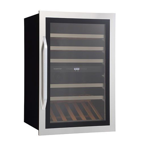 Built-In Wine Cellars - EdgeStar 59 Bottle Fully Integrated Wine Cooler -- Want additional info? Click on the image.