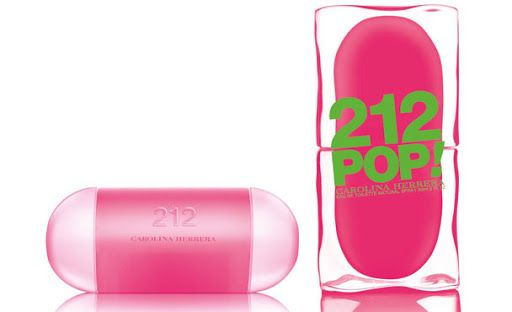 #Discount alert- 55% off on 212 POP by Carolina Herrera for women. The scent you'll love to add in your #favorites!