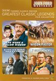 TCM Greatest Classic Legends Collection: John Ford Westerns [2 Discs] [DVD]