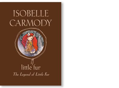 'Little Fur' written and illustrated by Isobelle Carmody, published by Penguin Books, 2009. Signed picture book available at Books Illustrated. http://www.booksillustrated.com.au/bi_books_indiv.php?id=7