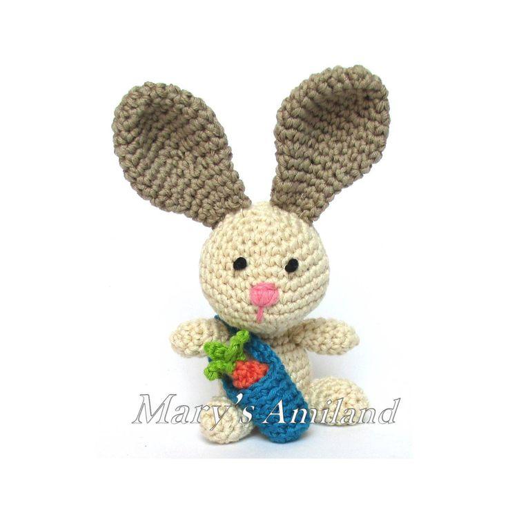 Otis Big Ears The Bunny | Craftsy