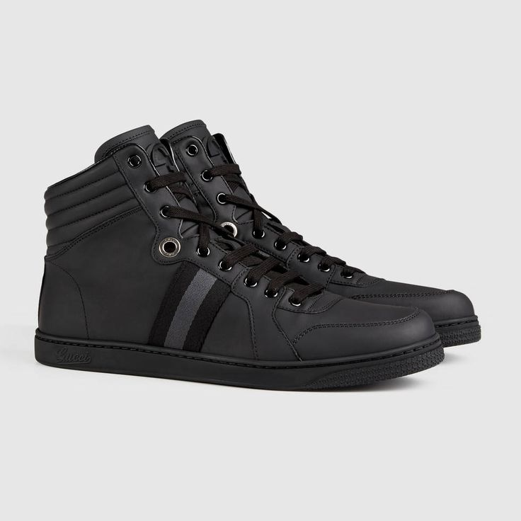Viaggio Collection high-top sneaker