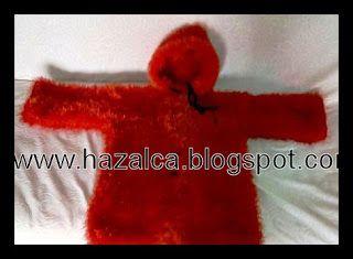HAZALCA(yüreğimden parmaklarıma dökülenler): kırmızı kürk