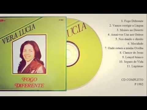Vera Lúcia   Fogo Diferente Cd Completo GCS 1982